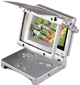 game boy advance sp screen magnifier epic level games